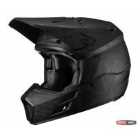 Мотошлем LEATT Helmet GPX 3.5 V19.3 ECE [Tribe Black]