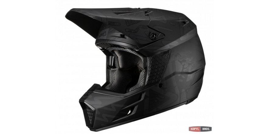Мотошлем LEATT Helmet GPX 3.5 V19.3 ECE [Tribe Black]
