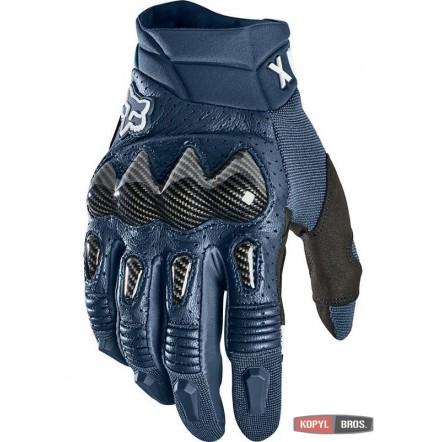 Мото перчатки FOX Bomber Glove [NAVY]