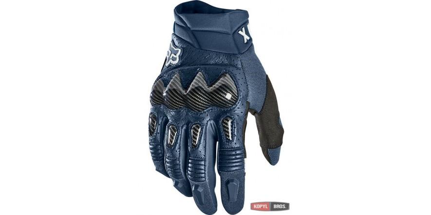 FOX Bomber Glove [NAVY]