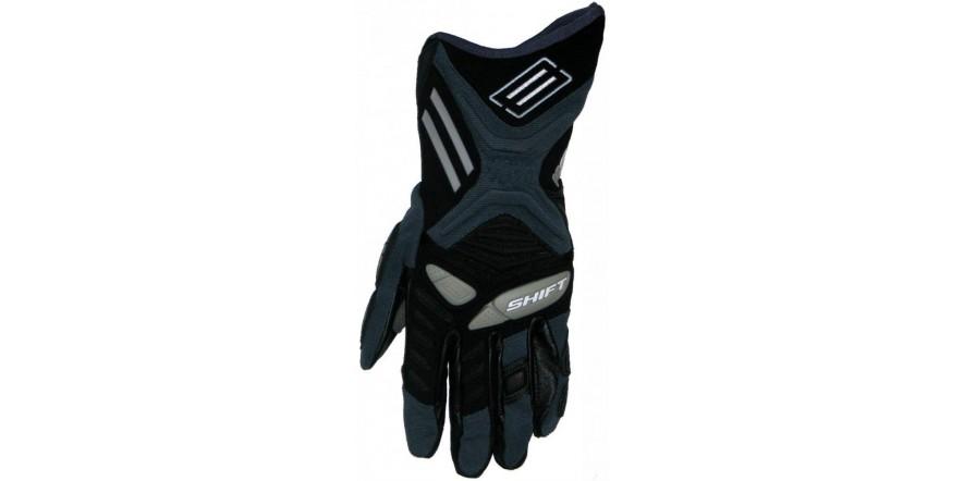 Перчатки мото SHIFT Hybrid Delta Glove Black M