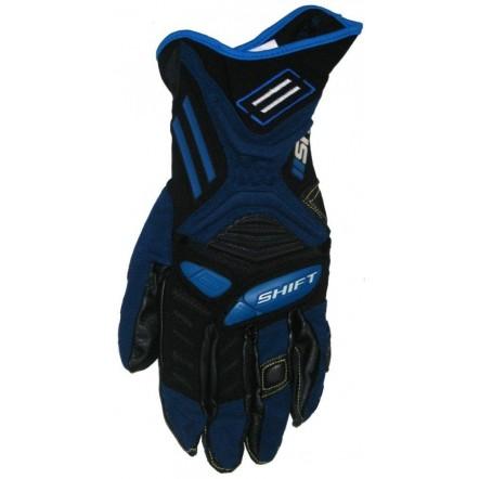 Перчатки мото SHIFT Hybrid Delta Glove Blue L