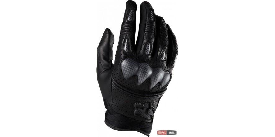 Мото перчатки FOX Bomber S Glove [BLACK]