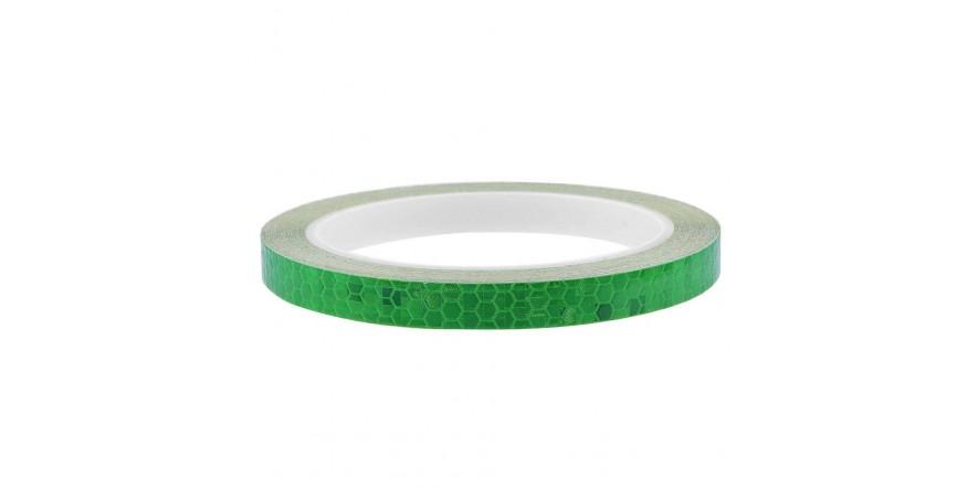 ленты на колёса oxford wheel stripes green