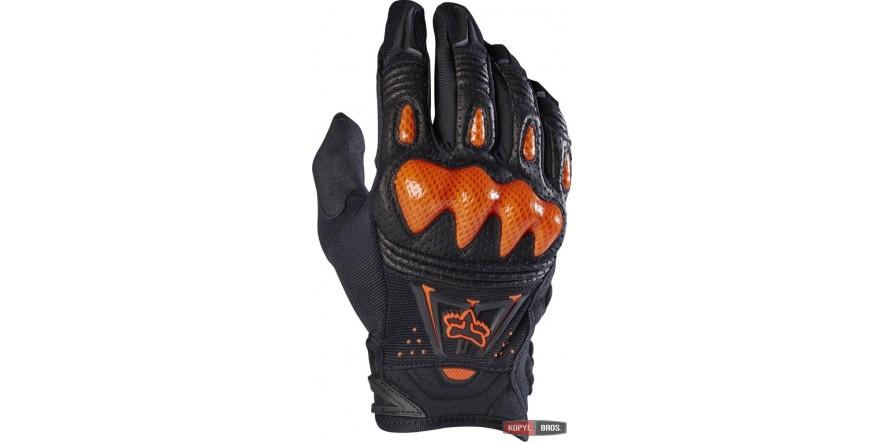 FOX Bomber Glove [ORANGE]