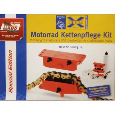 машинка для очистки и смазки цепи KETTENMAX