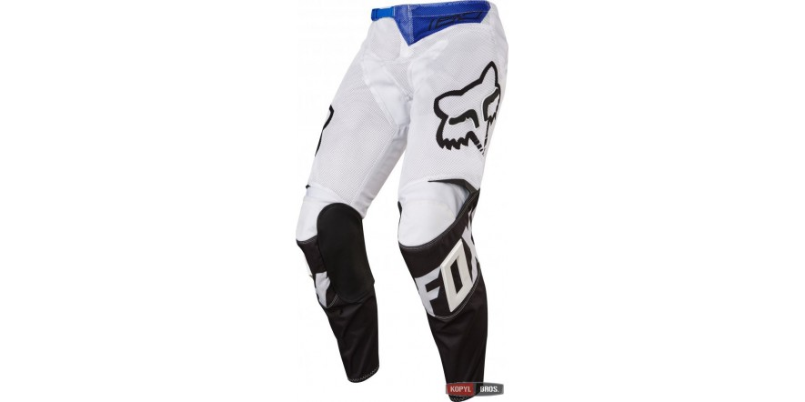 Мото штаны FOX 180 AIRLINE PANT [WHT] 34