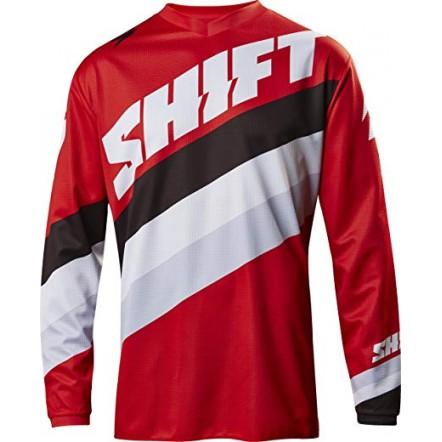 Джерси shift whit3 tarmac jersey red L