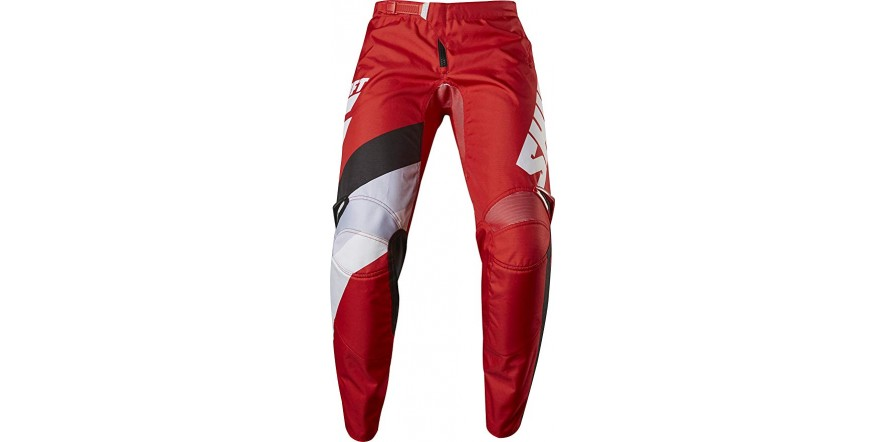 штаны shift whit3 tarmac pant red 34
