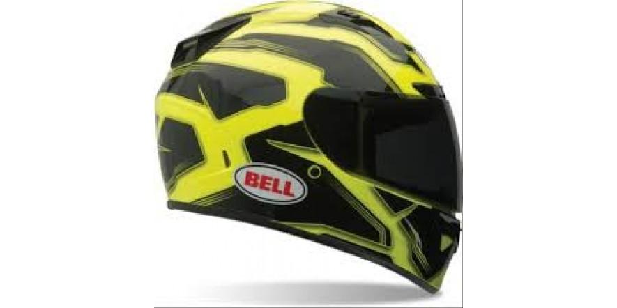Шлем Bell Vortex чёрно-жёлтый XL