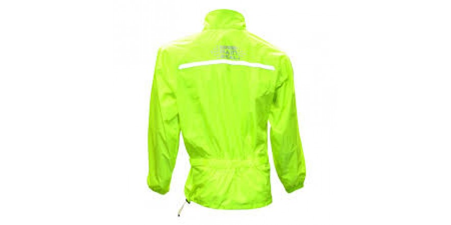 Oxford Rainseal Over Jacket green
