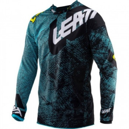 Мотоджерси Leatt Jersey GPX 4.5 Lite Tech Blue L