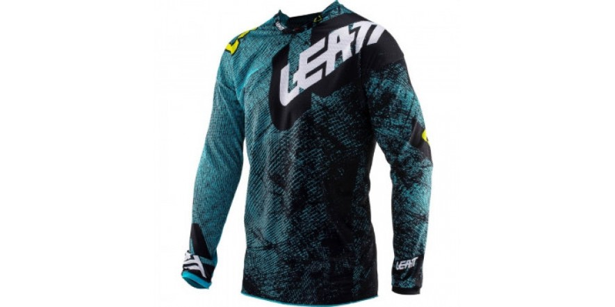 Мотоджерси Leatt Jersey GPX 4.5 Lite Tech Blue L