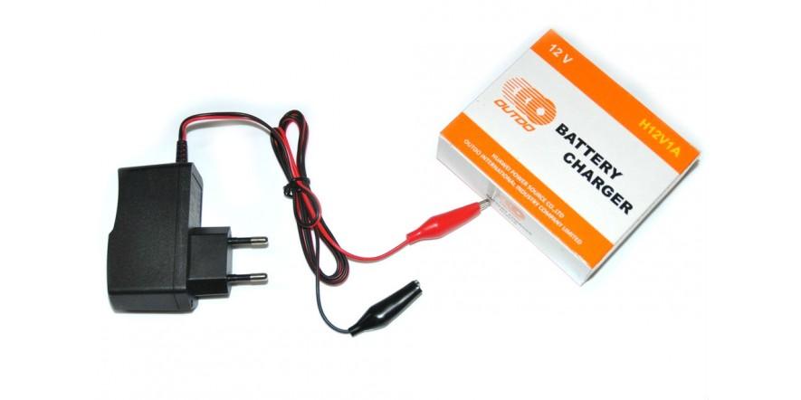 зарядное устройство для мото аккумулятора