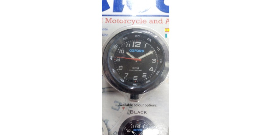 Аналоговые часы oxford analogue clock
