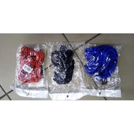 багажная сетка паук для шлема 40*40