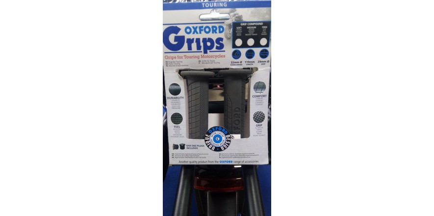 грипсы oxford grips touring soft