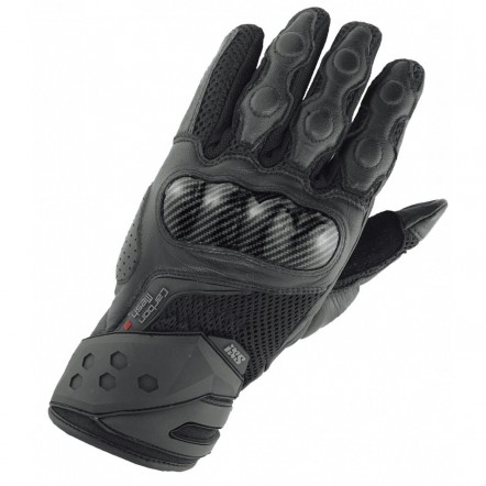 Мотоперчатки IXS Carbon Mesh 3 L