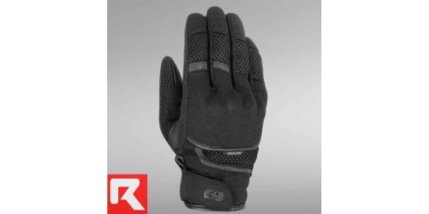 oxford mens brisbane air glove stelth black
