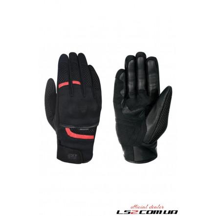 Мотоперчатки Oxford Brisbane Air MS Short Summer Glove Tech Black L