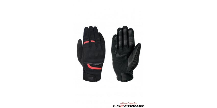 Oxford Brisbane Air MS Short Summer Glove Tech Black
