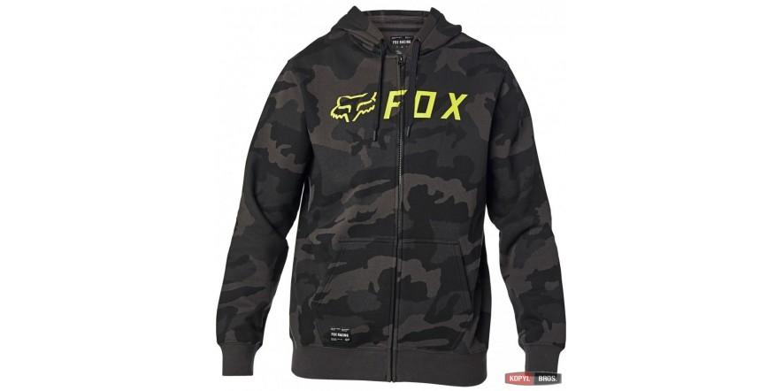 FOX APEX ZIP FLEECE [Camo]