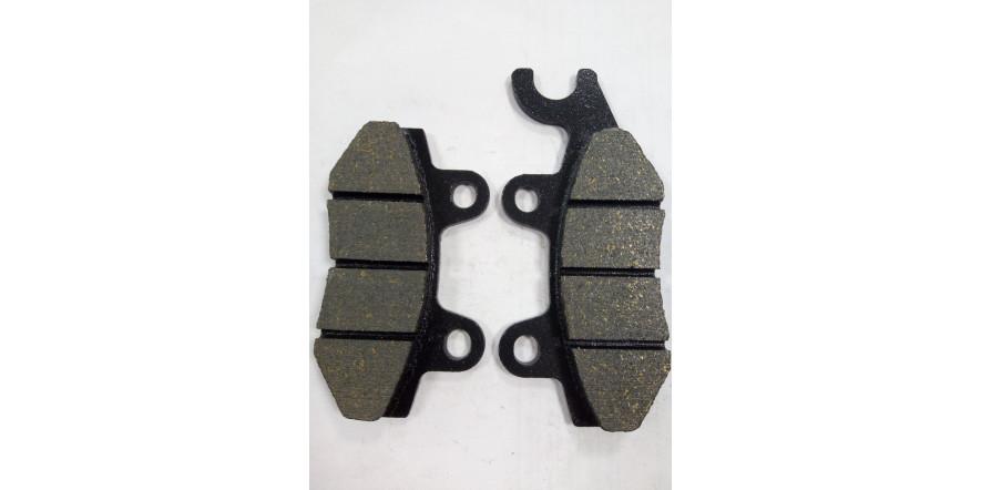 Колодки тормозные задние комплект Geon Xroad 202 CBF