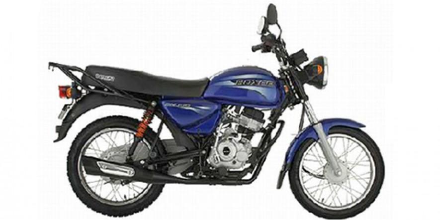 Мотоцикл Bajaj Boxer BM 100
