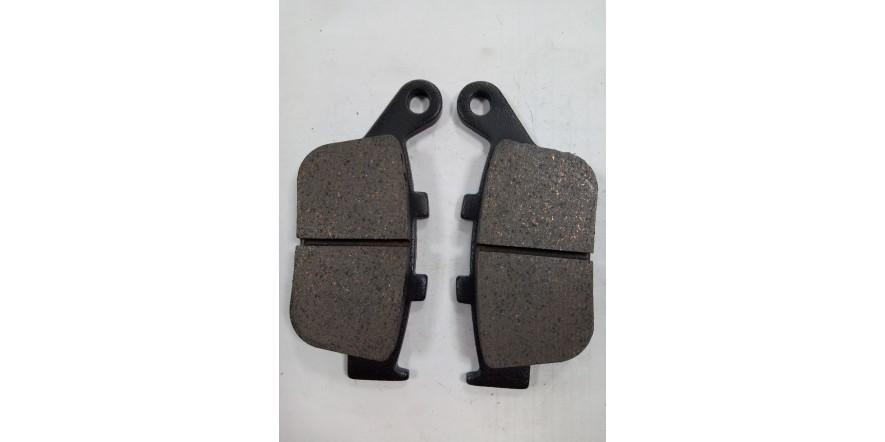 Колодки тормозные задние (раздельная тормозная система) Pantera 200 N/S