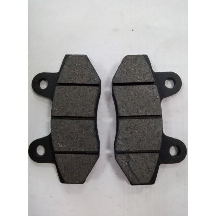 Колодки тормозные передние комплект Geon XRoad Light 200