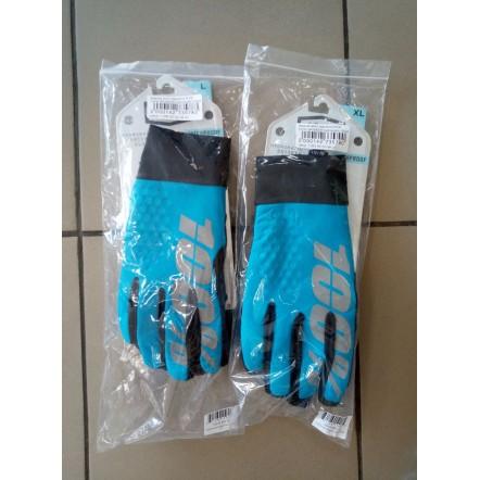 Зимние мотоперчатки Ride 100% BRISKER Hydromatic Glove Blue
