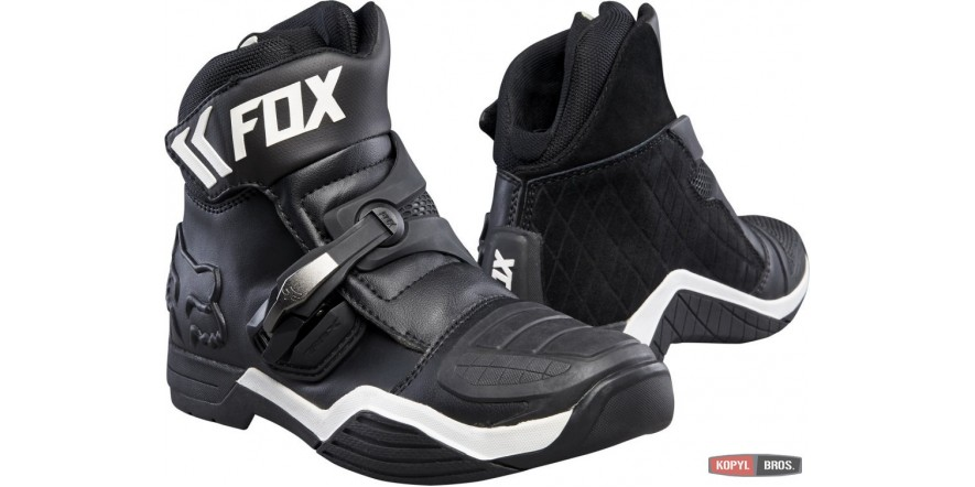 Мотоботы FOX BOMBER BOOT [Black]