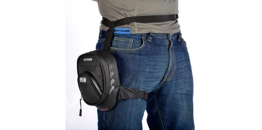 Oxford L1R Leg Bag Черный - Black