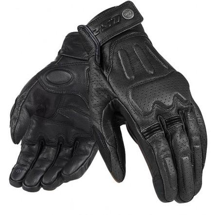 Перчатки LS2 Rust Man Gloves Black Leather XL