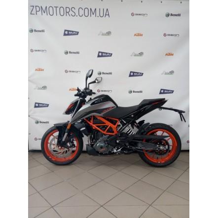 Мотоцикл KTM 390 DUKE