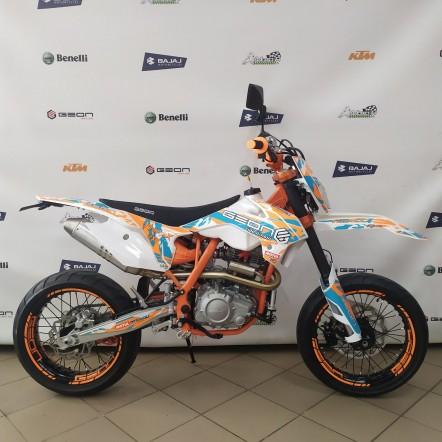 Мотоцикл GEON TERRAX 250 CR (17/17) MOTARD PRO RESTYLING