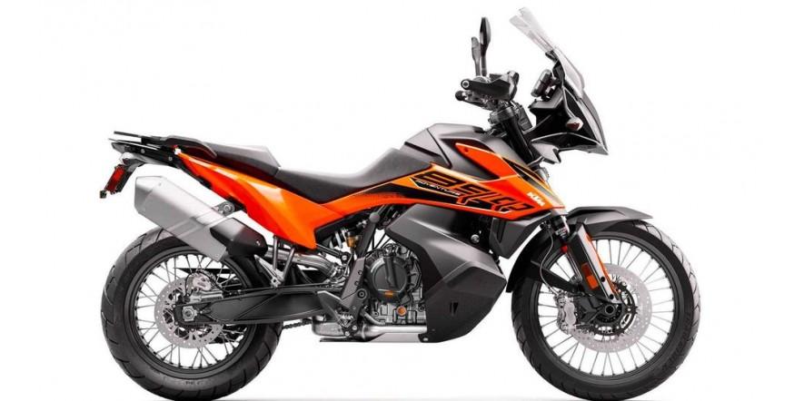 Мотоцикл  KTM 890 ADVENTURE 2021
