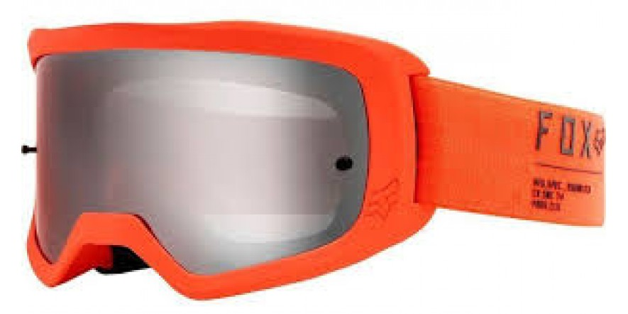 Мото очки FOX MAIN II GAIN SPARK GOGGLE [FLO ORANGE]