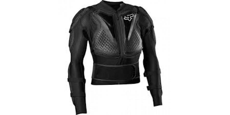 Fox Titan Sport Jacket - Черная