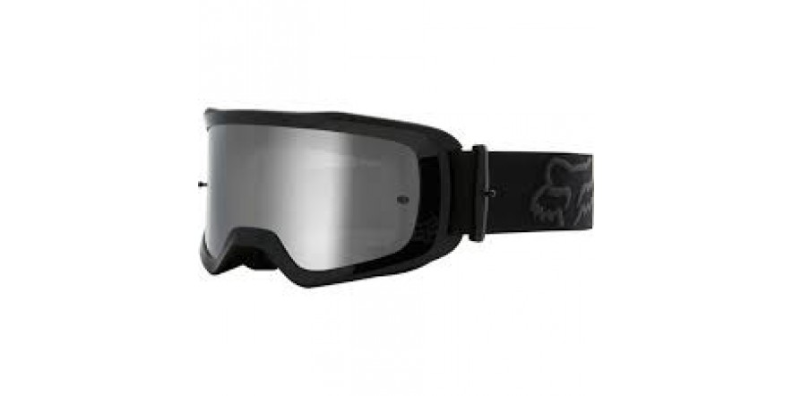 Мото очки FOX MAIN II STRAY GOGGLE [BLACK]