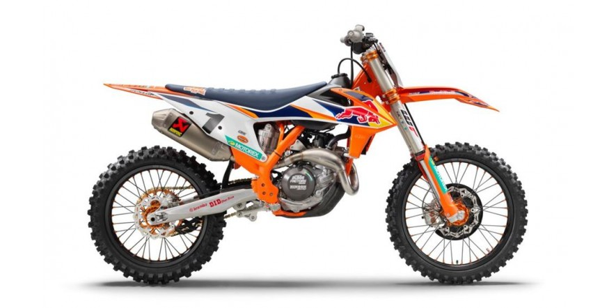 Мотоцикл KTM 450 SX-F