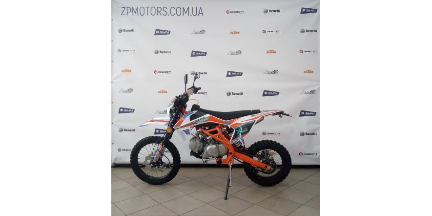 Мотоцикл питбайк Geon X-Ride Competition 125