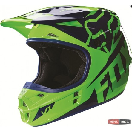 Мотошлем FOX V1 RACE ECE XL