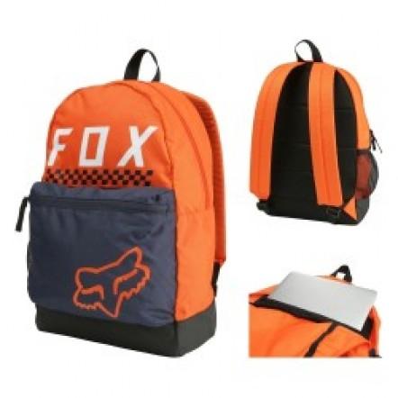 Рюкзак Fox Check Yo Self Kick Stand ORG
