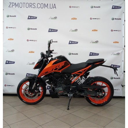 Мотоцикл KTM 200 DUKE ABS
