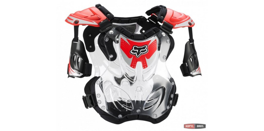 Защита MX R3 Roost Deflector Large CE red