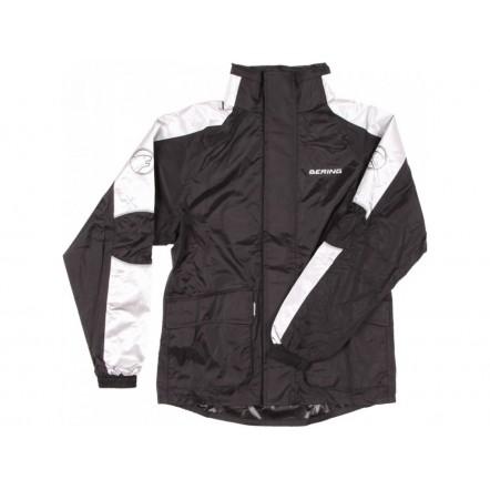 Дождевая куртка BERING MANIWATA black/silver