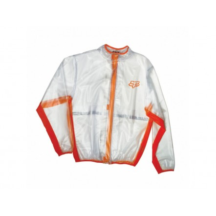 Дождевая куртка Fluid MX Jacket orange