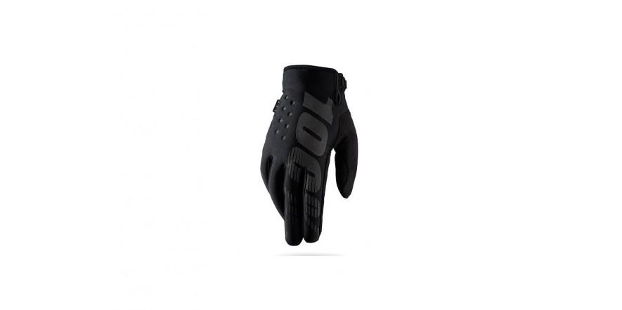 Перчатки зимние BRISKER 100% Cold Weather Glove Heather LG