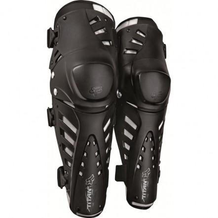 Наколенники FOX Titan Pro Knee Guard CE черные